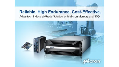 Superior Performance and Reliability- Advantech Systems with Micron Memory Solutions