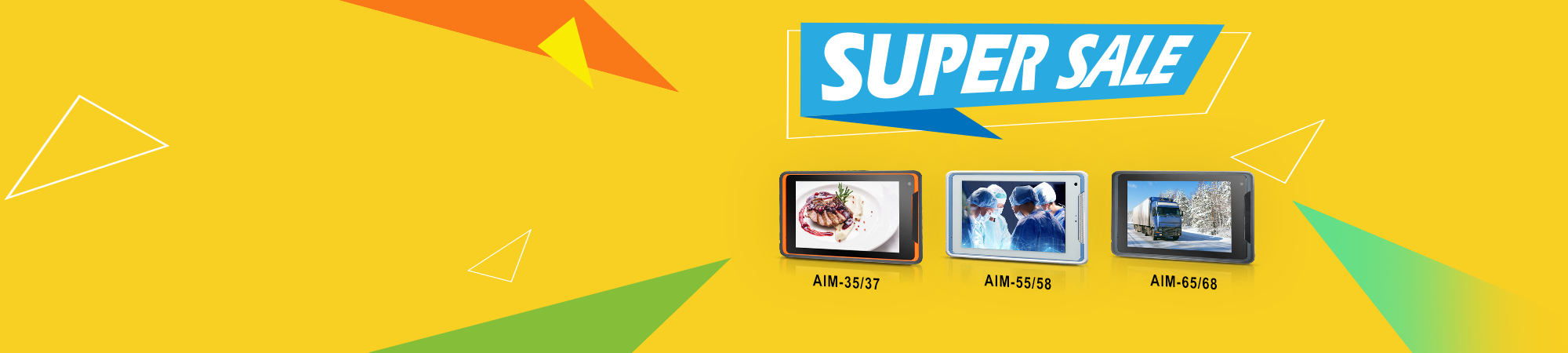 AIM tablets super sales