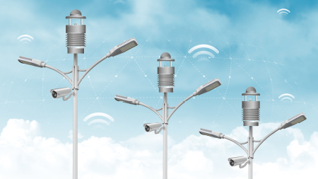 Smart Street Lights: The First Step to  Smarter Cities
